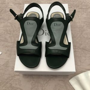 Limited edition Dior flats US women's size 7